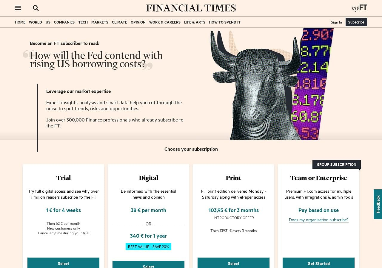 financial-times:-how-will-the-fed-contend-with-rising-us-borrowing-costs?